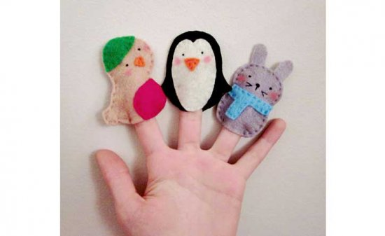 hand-puppets
